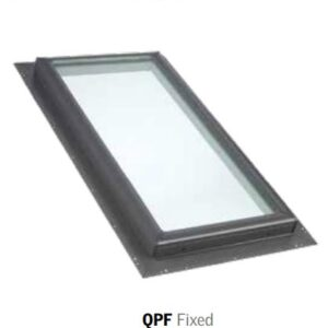 QPF - Self-flashed skylight Deck Mount